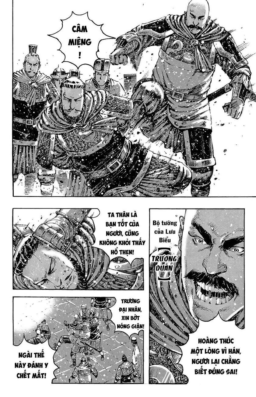 Hỏa phụng liêu nguyên Chương 378: Lão hồ thâm mưu [Remake] trang 4