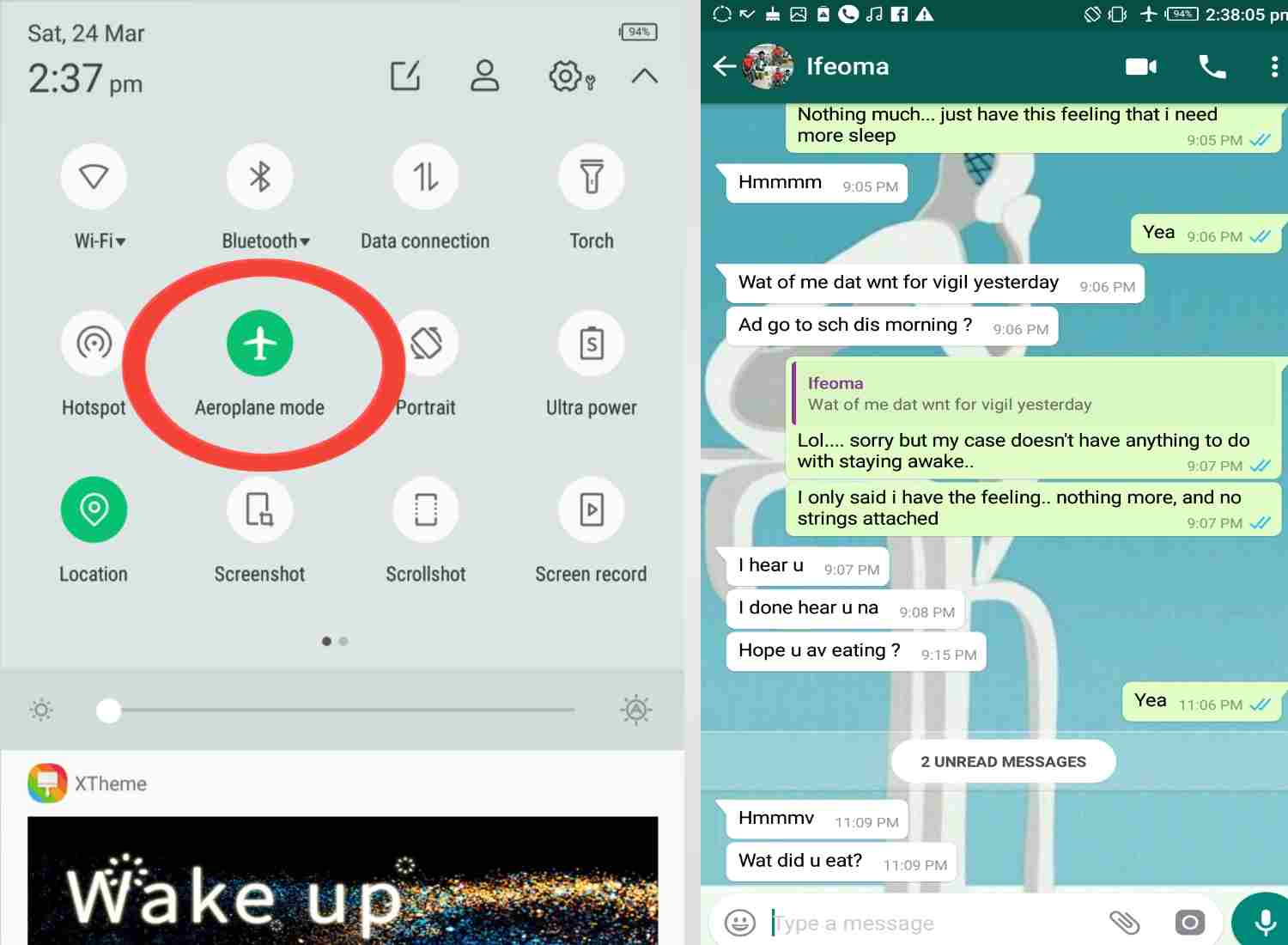whatsapp tricks 101 - how to secretly read whatsapp messages without the sender knowing whether you've read them or not