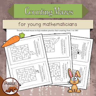 Counting Mazes
