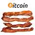 Bitcoin is called Bacon, by Microsoft translator
