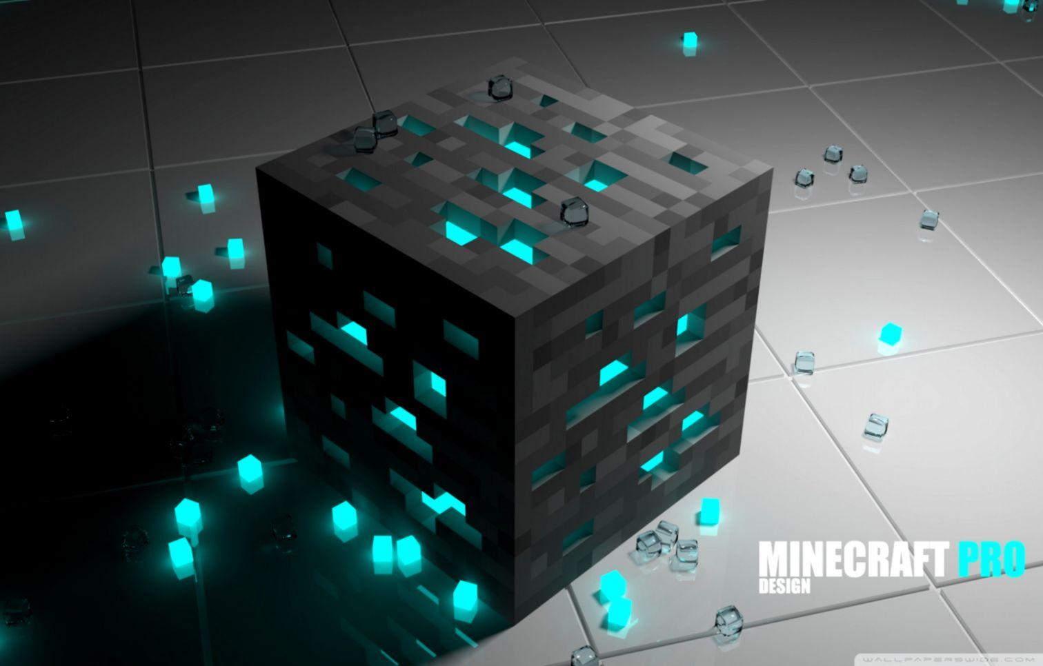 Minecraft Wallpaper 4k Hd