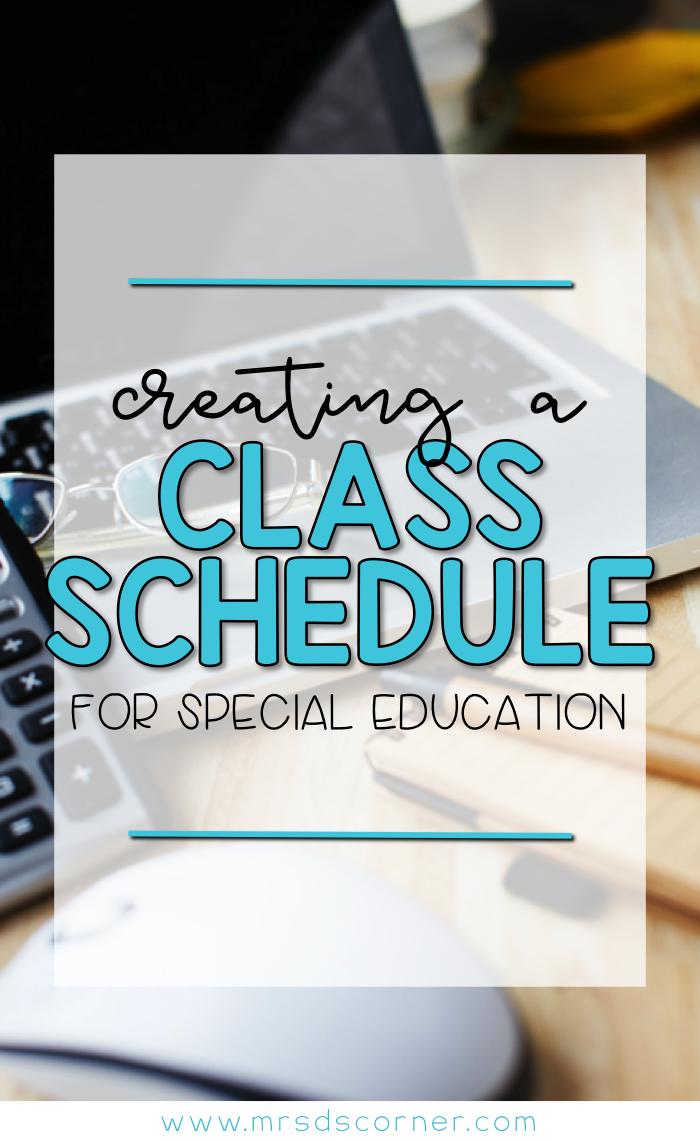 14 best classroom k 1 2 schedule examples images on pinterest