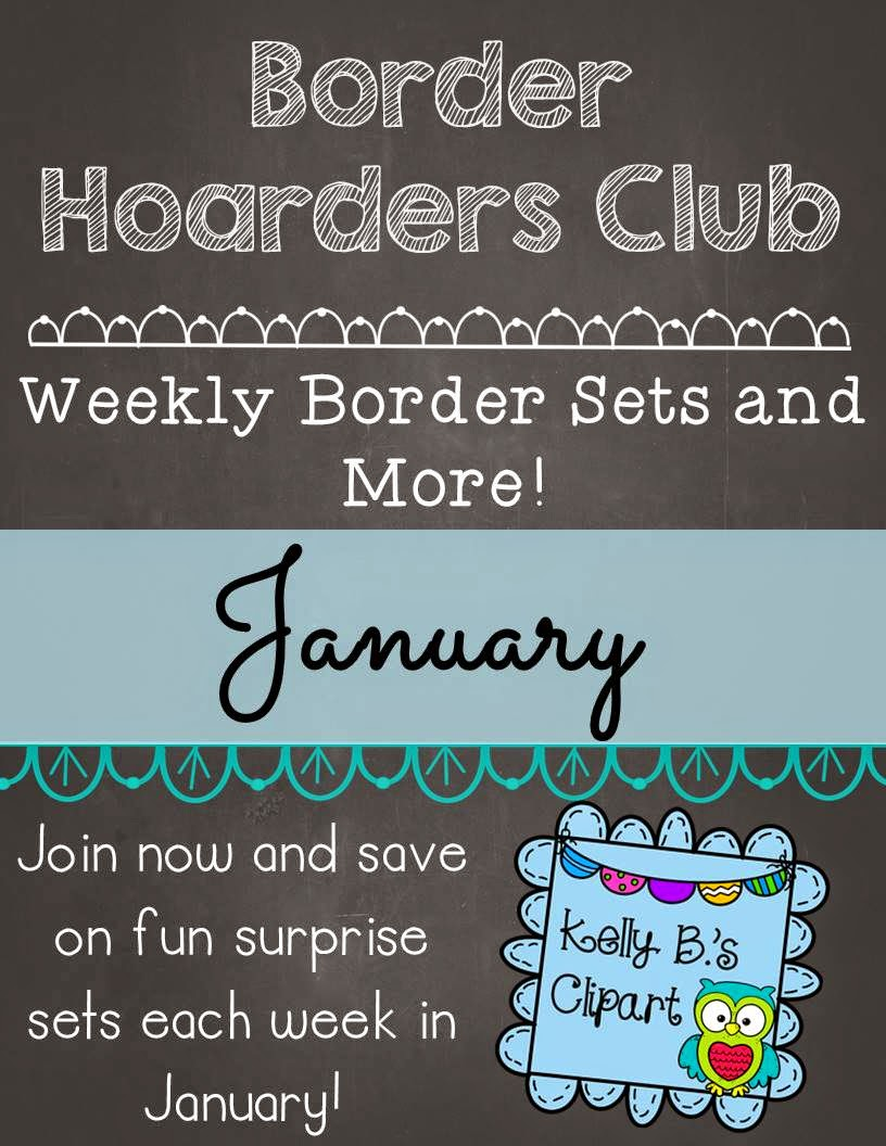 http://www.teacherspayteachers.com/Product/Border-Hoarders-Club-January-1584236