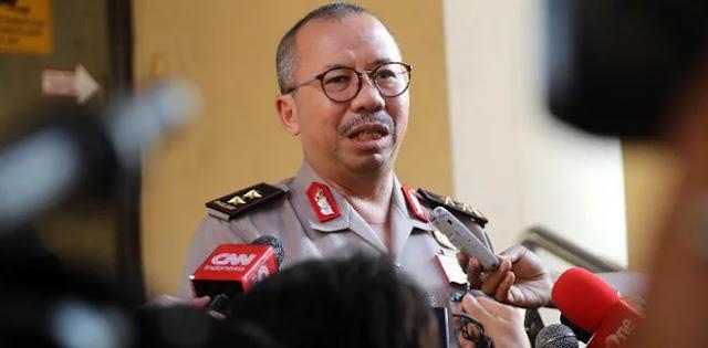 Polri Tak akan Bubarkan Deklarasi #2019GantiPresiden asal Tidak Ada yang Menolak