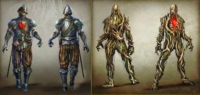 Deadfall Adventures concept art Conquistador e Daru