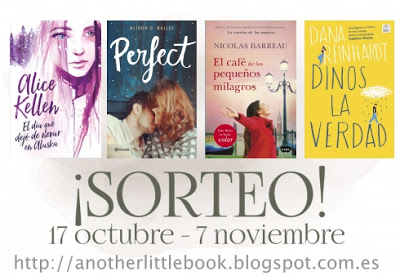 SORTEO EN ANOTHER LITTLE BOOK