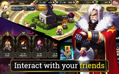 Download ZENONIA S: Rifts In Time v1.1.5 Mod APK (Unlimited MP/SP)