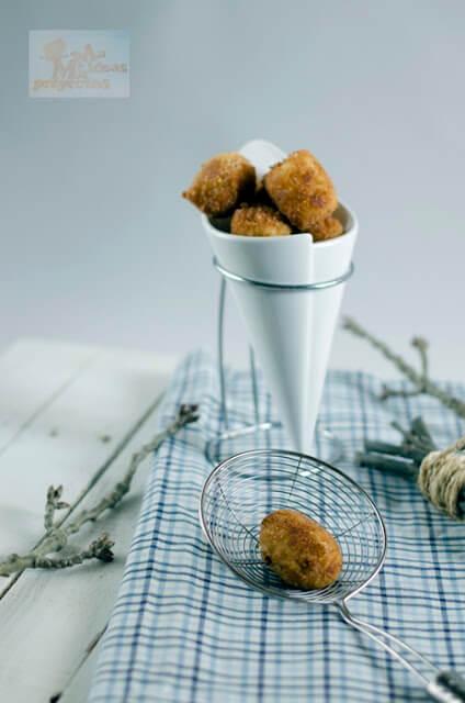receta de croquetas de pollo y lacon1