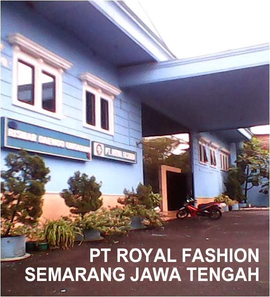 PT ROYAL FASHION