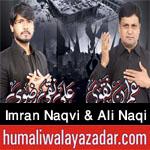 http://www.humaliwalayazadar.com/2016/10/imran-naqvi-ali-naqi-rizvi-nohay-2017.html