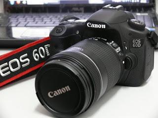 Harga dan Spesifikasi Kamera Canon EOS 60D Terbaru 2016