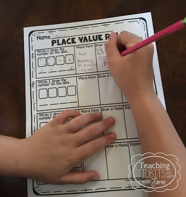 Top Five Manipulatives to Use Now