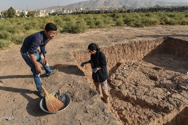 Ancient mound in western Iran to be excavated after 80 years