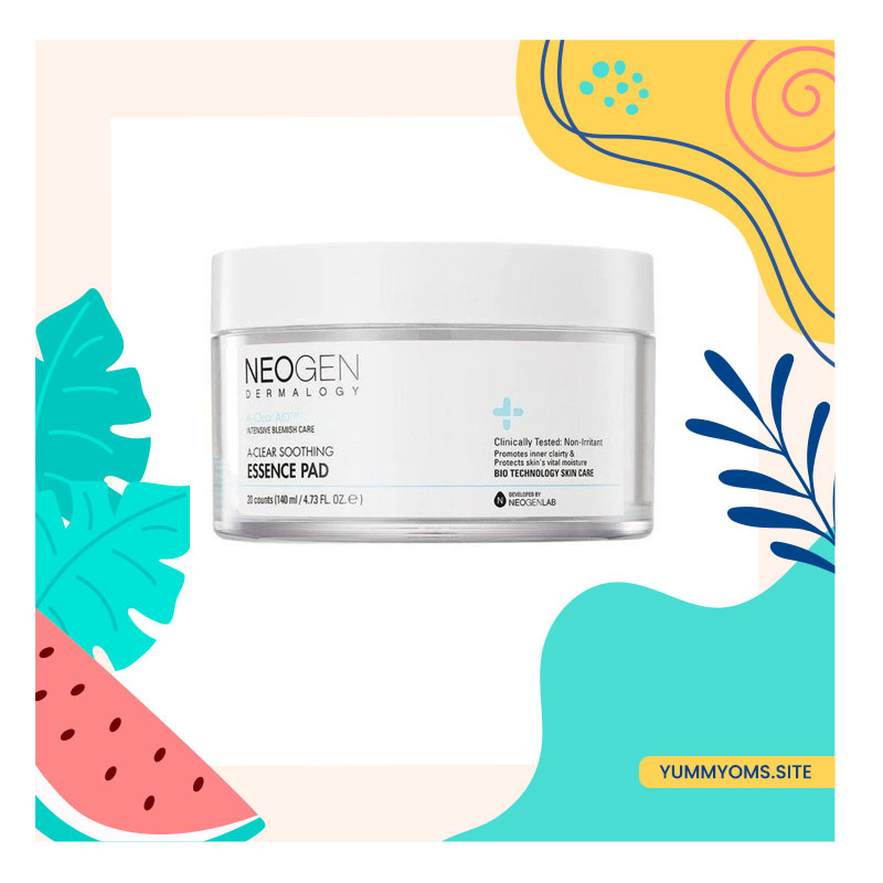 yummyoms.site-Neogen-A-Clear-Soothing-Essence-Pad