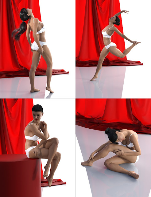 Lovely Photoshoot Poses for Ophelia 7