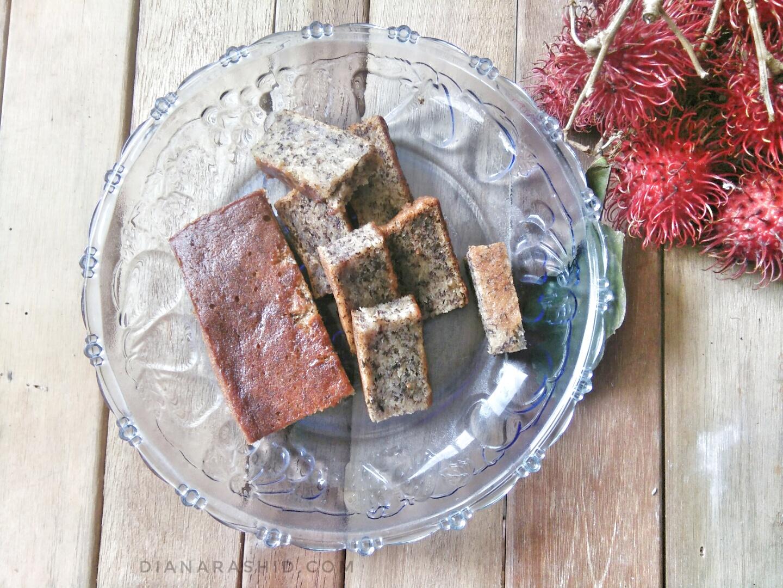 resepi kek pisang gebu  lembut space juvenil Resepi Kek Kukus Buah Guna Sukatan Cawan Enak dan Mudah