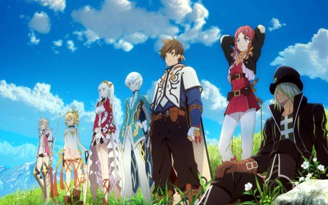 Tales of Zestiria the X adalah anime buatan ufotable terbaik