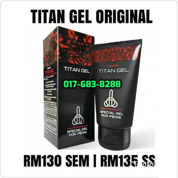 titan gel made in russia