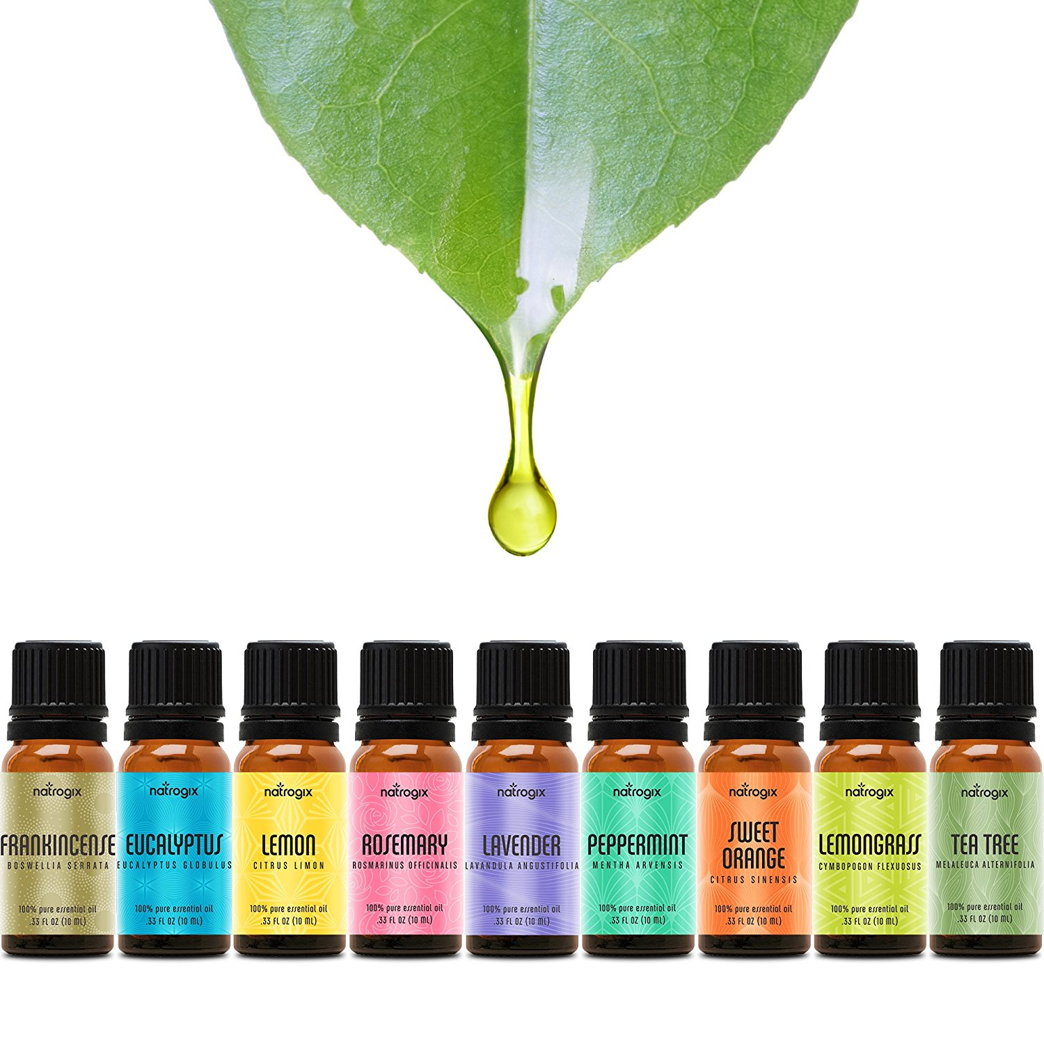 Essential Oils Natural Healing