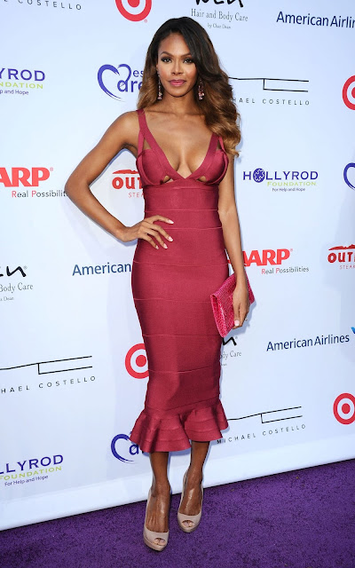 Crystle Stewart – DesignCare Gala in Pacific Palisades