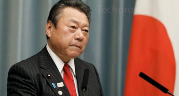 Japan's cyber-security minister has'never used a Pc'