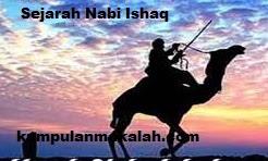 Sejarah Singkat Nabi Ishaq Dalam Al-Qur'an