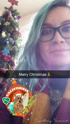 Courtney Tomesch Merry Christmas