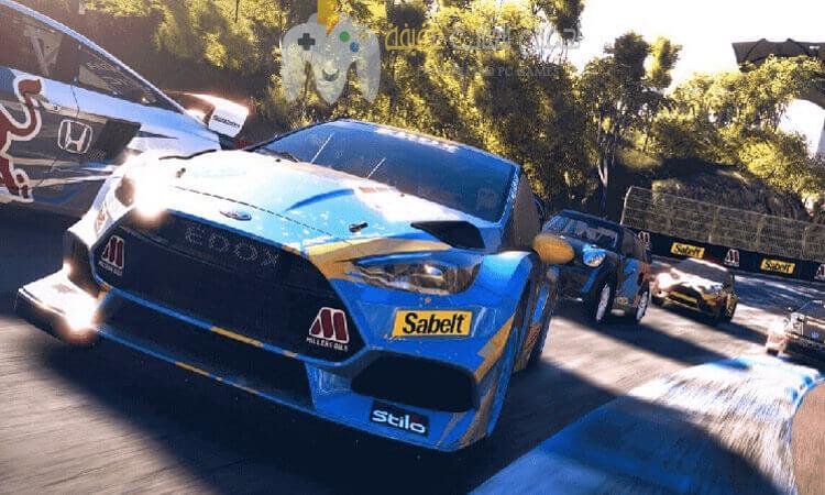 تحميل لعبة V Rally 4 للكمبيوتر