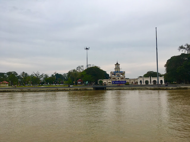 Muar River Cruise