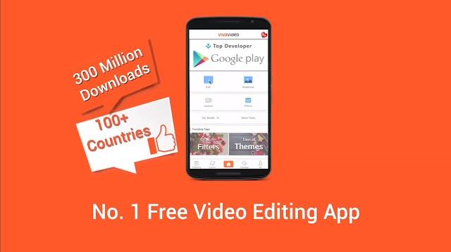 7 Aplikasi Edit Video Android Terbaik Super Keren Dan Mudah