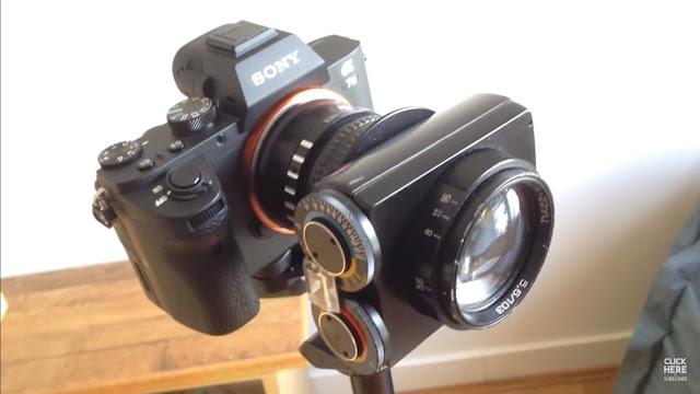 Vega 22 lens sony a7