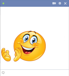 Facebook Smiley Clapping Hands
