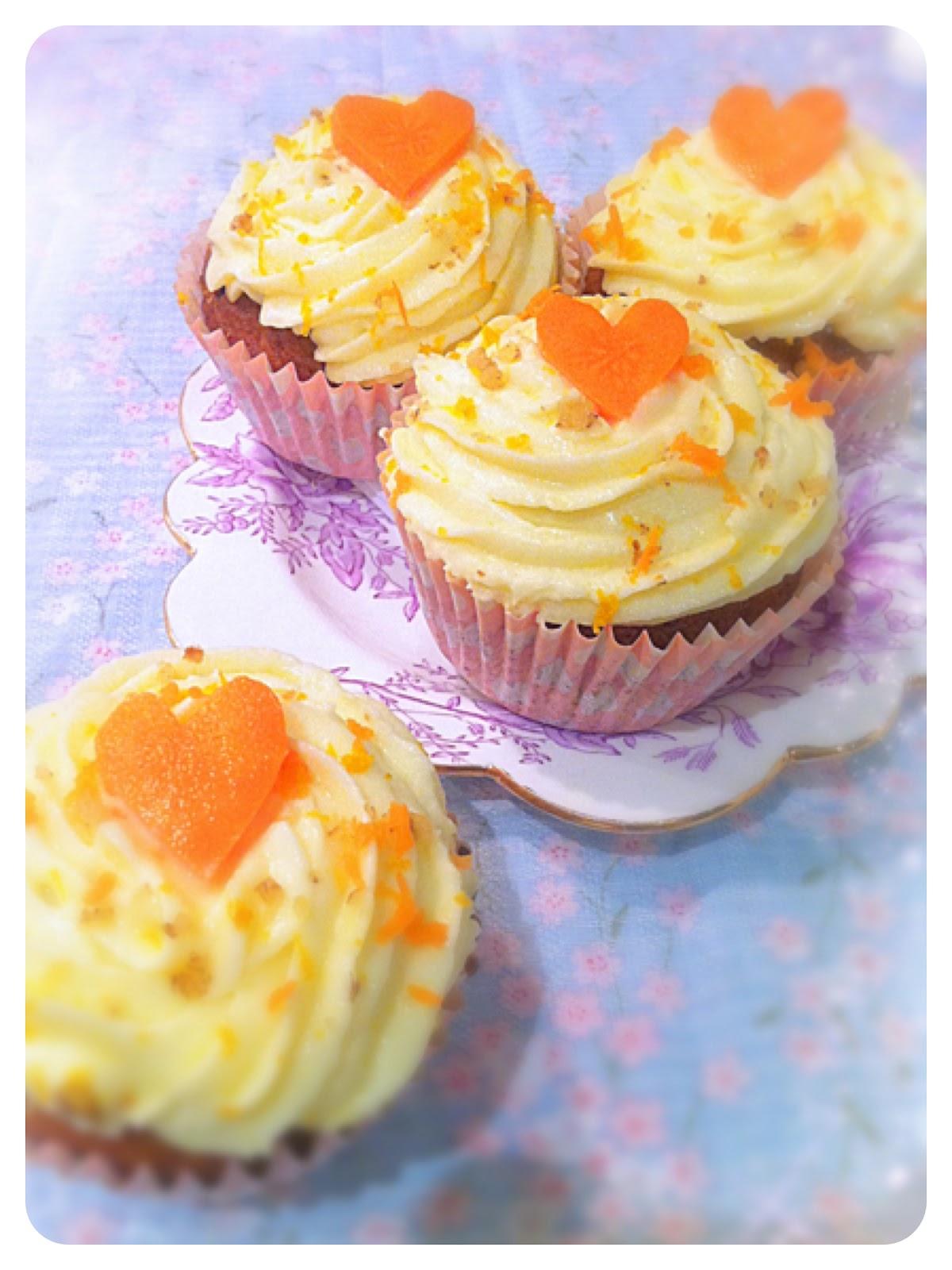 Carrots Cinnamon And Cream Chesse Cake