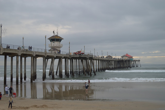 pier of huntington beach