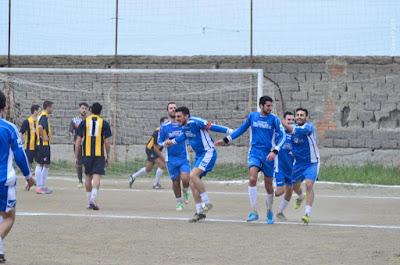 Il Caronia Calcio prosegue il proprio campionato sul campo neutro di Santo Stefano di Camastra