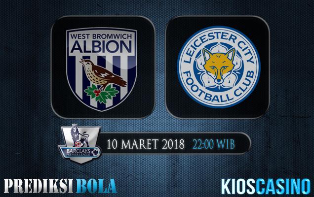 Prediksi Skor West Brom vs Leicester 10 Maret 2018