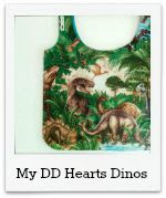 My DD Hearts Dinos