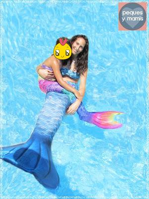 De Mermaids PequesymamisOpinión Colas Sirena Kuaki wPkX08ONn