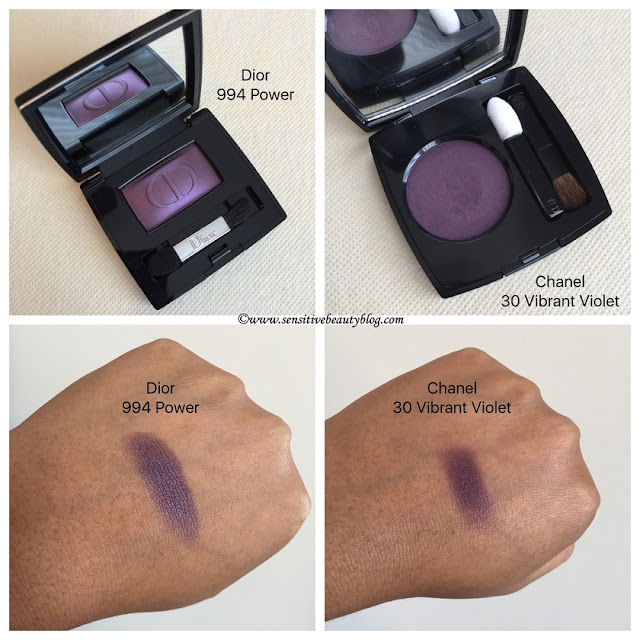 Buy This Not That: Dior Power vs Chanel Vibrant Violet