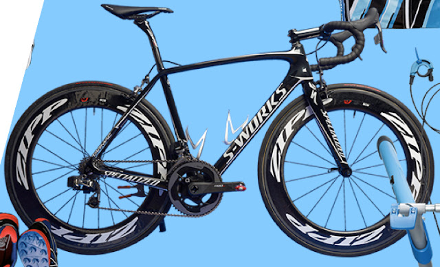 Axeon-Hagens Berman team Specialized Tarmac