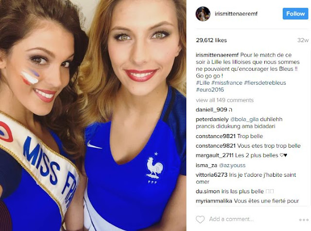 Miss Universe 2016 Iris Mittenaere is Actually a Lesbian? FIND OUT HERE!