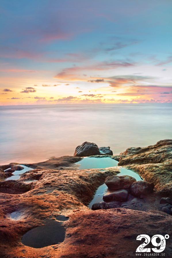 Dagens bild - klippor vid havet
