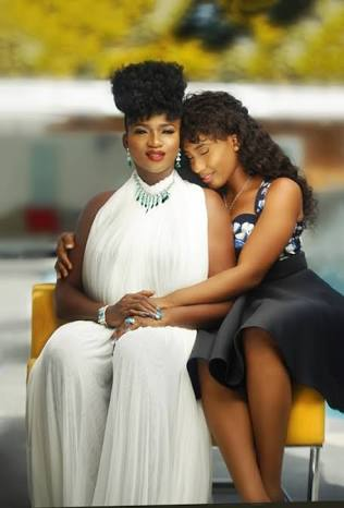 Singer Waje's Daughter Has Grown Into A Beautiful Lady