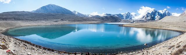 Guru Dongmar Lake, North Sikkim