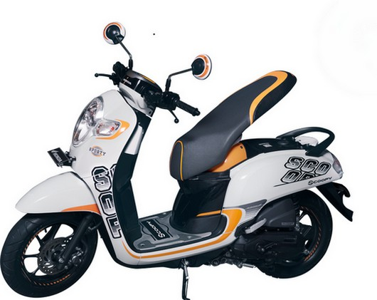 Harga Aksesoris Honda Scoopy eSP