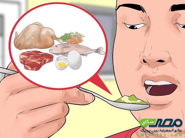 ماهى علاقة الإضطراب النفسي بالطعام خاصة لمن يتبعون برنامج غذائي ؟