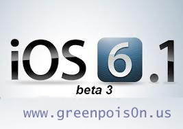 Can We Jailbreak iOS 6.1 Beta 3 On Our iDevices ?