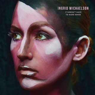 Ingrid Michaelson - It Doesn't Have To Make Sense (2016) - Album Download, Itunes Cover, Official Cover, Album CD Cover Art, Tracklist
