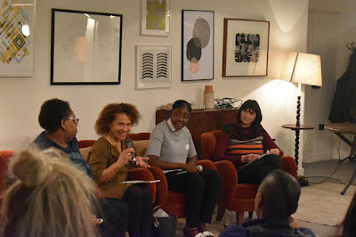 YPIA event - Diversity in the Arts Workforce at Soho Works, 2016