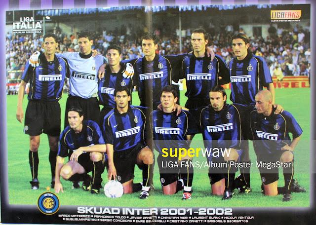 Poster Inter Milan